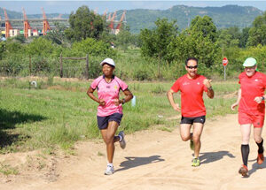 Halls-Park Run